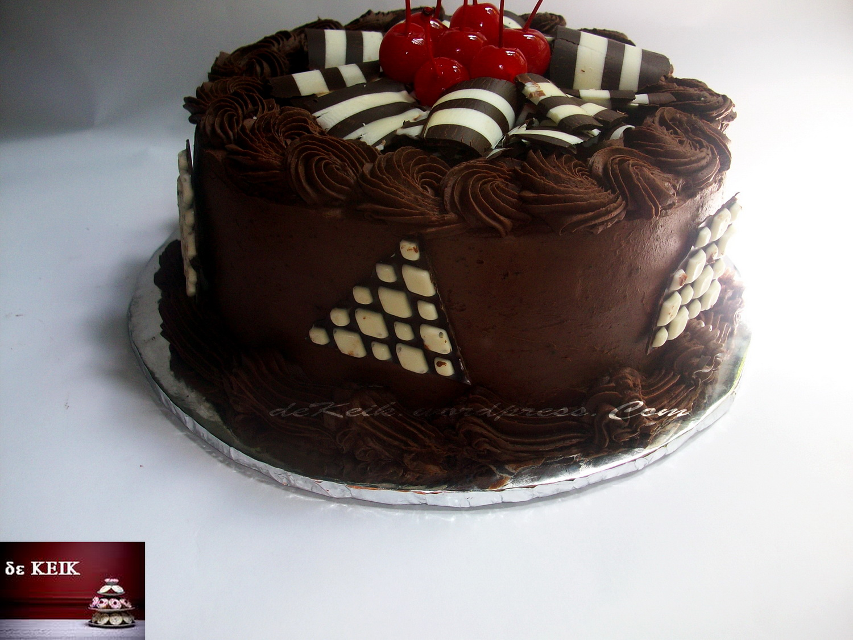 cake coklat dekeik Laman 4